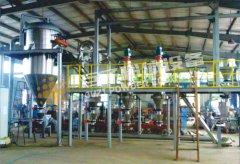 赣州碳化钨粉碎分级设备