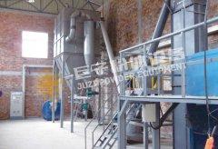 西安二氧化钛粉碎分级设备